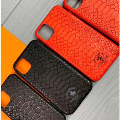 Кожаный чехол для iPhone 11 Pro Polo Knight Leather Case