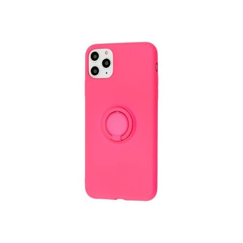 Чехол для iPhone 11 Pro Max ColorRing-Pink