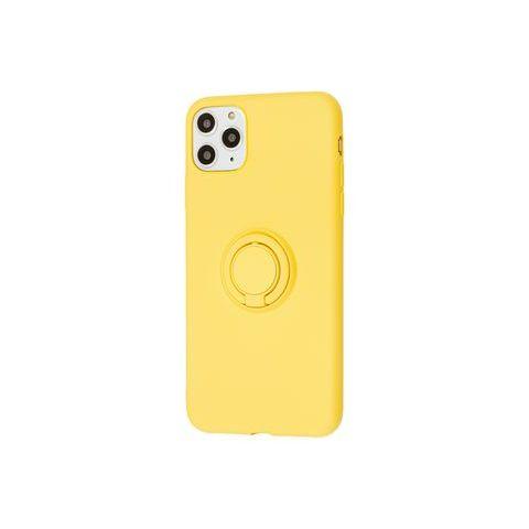 Чехол для iPhone 11 Pro Max ColorRing-Yellow