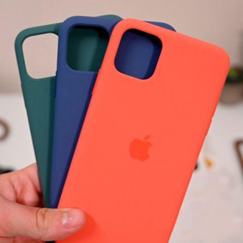 Силиконовый чехол для iPhone 11 Pro Max Silicone Case