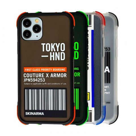 Противоударный чехол для iPhone 11 Pro SkinArma Shirudo Anti-Shock