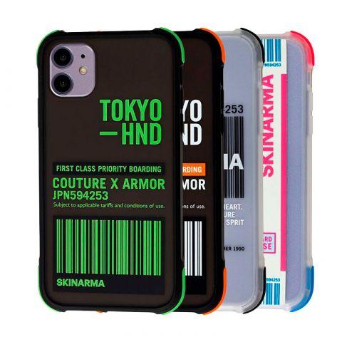 Противоударный чехол для iPhone 11 SkinArma Shirudo Anti-Shock