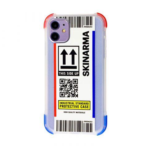 Противоударный чехол для iPhone 11 SkinArma Shirudo Anti-Shock-White