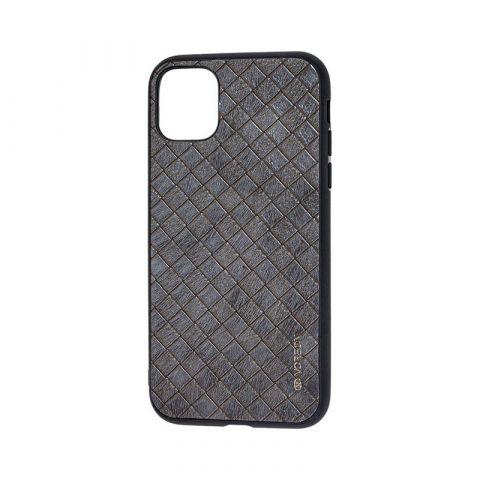 Чехол для iPhone 11 Vorson Braided-Gray