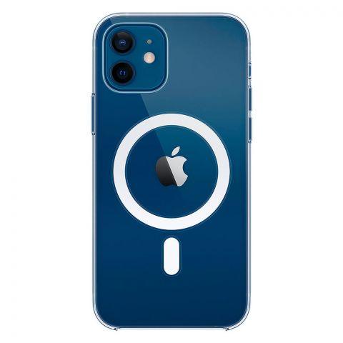 Прозрачный чехол для iPhone 12 / 12 Pro Clear Case With MagSafe