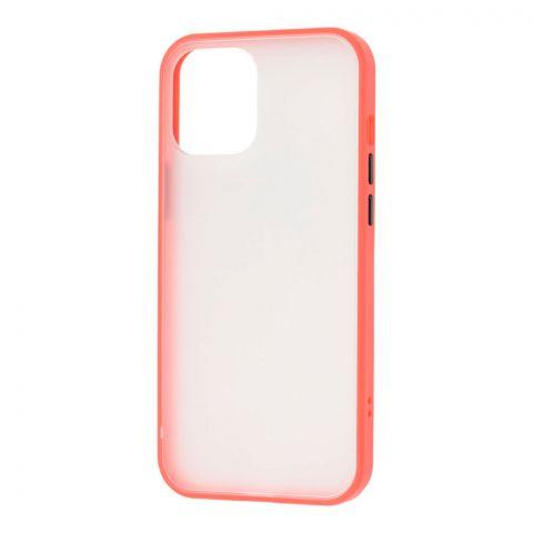 Чехол для iPhone 12 / 12 Pro LikGus Maxshield-Coral
