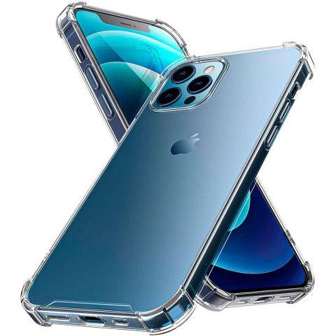 Противоударный силиконовый чехол для iPhone 12 / 12 Pro WXD