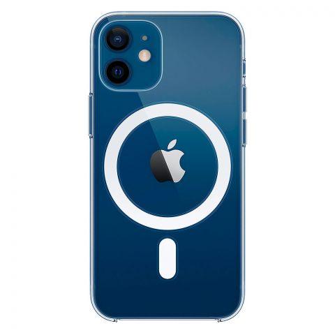 Прозрачный чехол для iPhone 12 Mini Clear Case With MagSafe