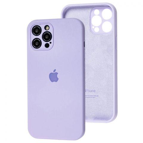 Чехол для iPhone 12 Pro Max Silicone Case Full Camera Protective (с защитой камеры)-Dasheen