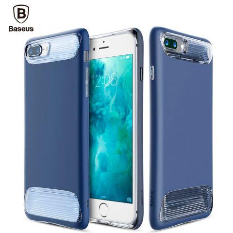 Чехол для iPhone 7 Plus / 8 Plus Baseus Angel Case-Dark Blue