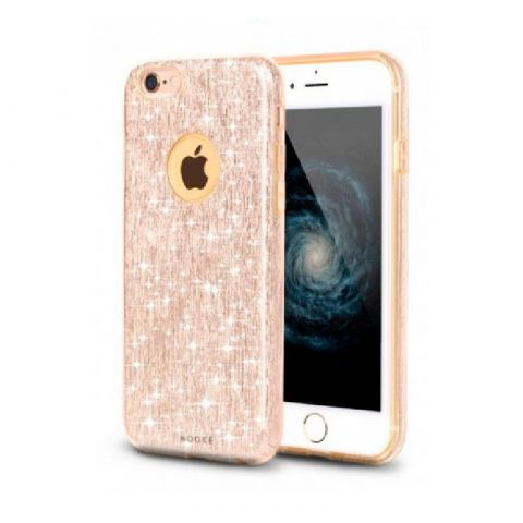 Чехол для iPhone 7/8 Mooke Star Rain-Gold