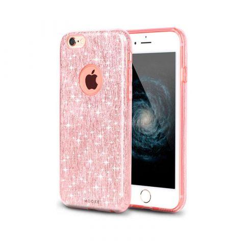 Чехол для iPhone 7/8 Mooke Star Rain-Pink