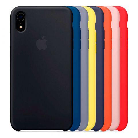 Силиконовый чехол для iPhone XR Silicone Case