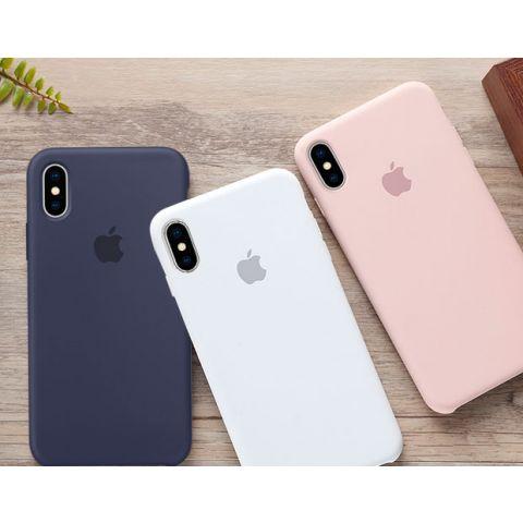 Силиконовый чехол для iPhone X/XS Apple Silicone Case