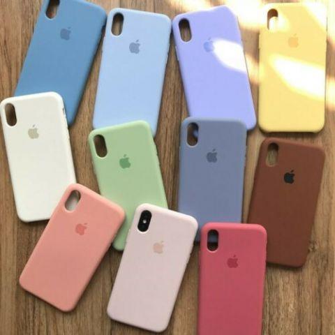 Силиконовый чехол для iPhone XS Max Apple Silicone Case