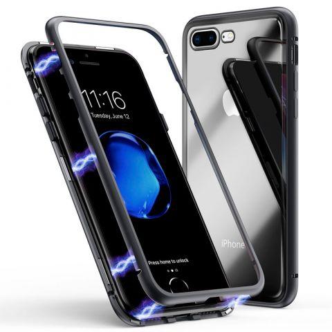 Магнитный чехол для iPhone 7/8 Rock Magnetic Case-Black