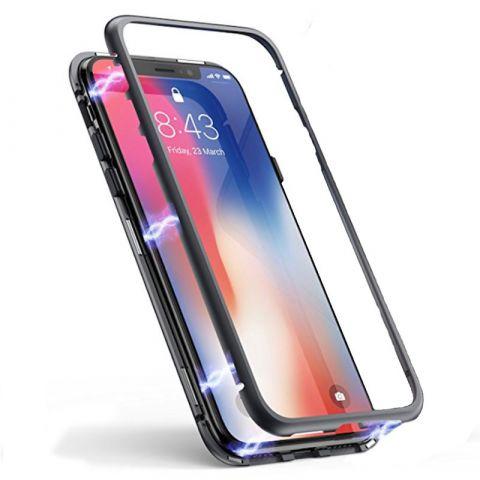 Магнитный чехол Rock Magnetic Case для iPhone X/XS
