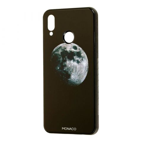 Чехол на Huawei P Smart Plus Monaco (луна)