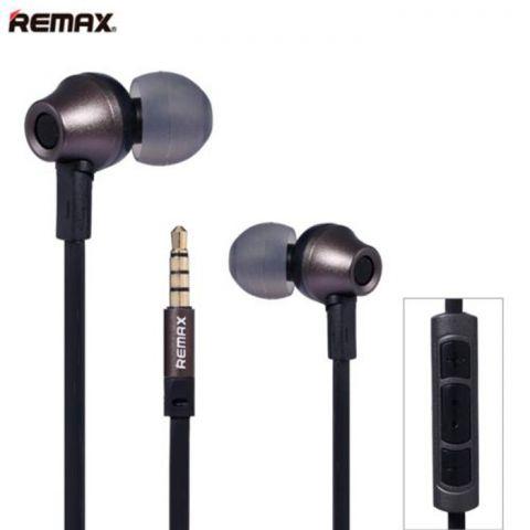 Стерео наушники Remax RM-610D с микрофоном и регулятором громкости