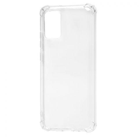 Противоударный силиконовый чехол для Samsung Galaxy A02s (A025) WXD