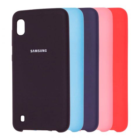 Чехол для Samsung Galaxy A10 (A105) Soft Touch Silicone Cover