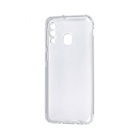 Силиконовый чехол для Samsung Galaxy A10s (A107) с усиленными углами