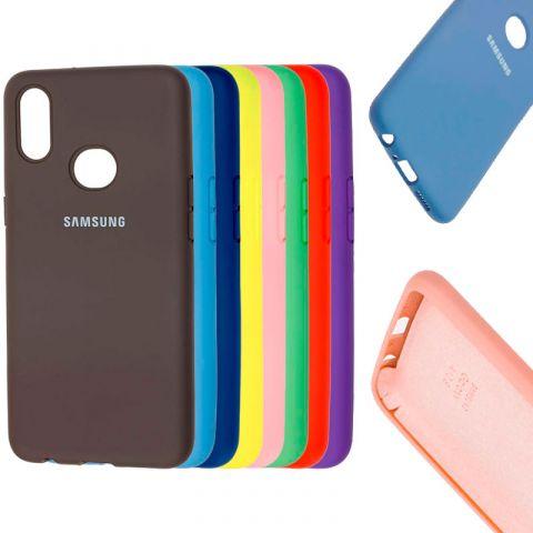Чехол для Samsung Galaxy A10s (A107) Silicone Full