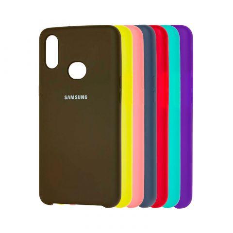 Чехол для Samsung Galaxy A10s (A107) Soft Touch Silicone Cover