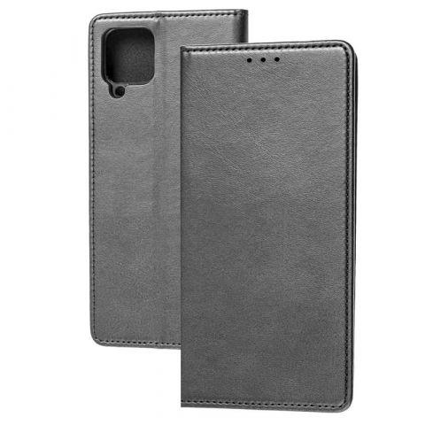 Чехол-книжка для Samsung Galaxy A12 (A125) Magnet-Gray