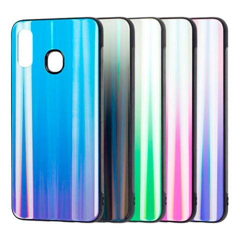 Чехол для Samsung Galaxy A20 (A205) Gradient glass