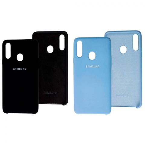 Чехол для Samsung Galaxy A20s (A207) Soft Touch Silicone Cover