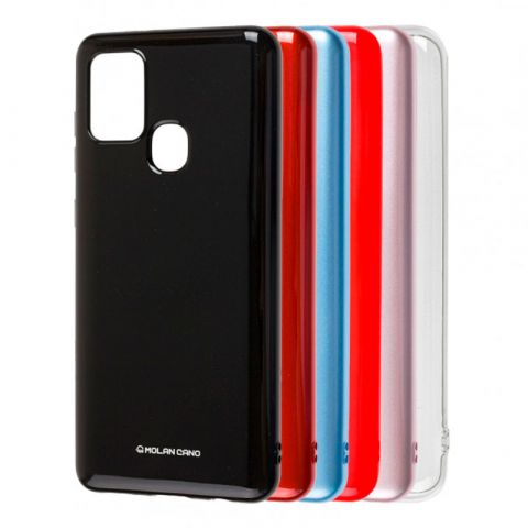 Чехол для Samsung Galaxy A21s (A217) Molan Cano глянец