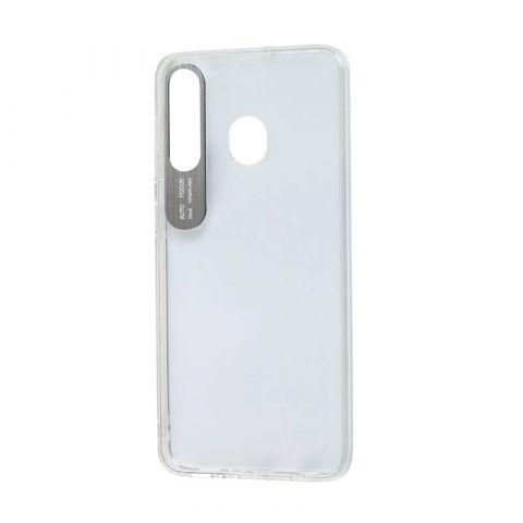 Чехол для Samsung Galaxy A30 (A305) / A20 (A205) Epic Clear-Silver