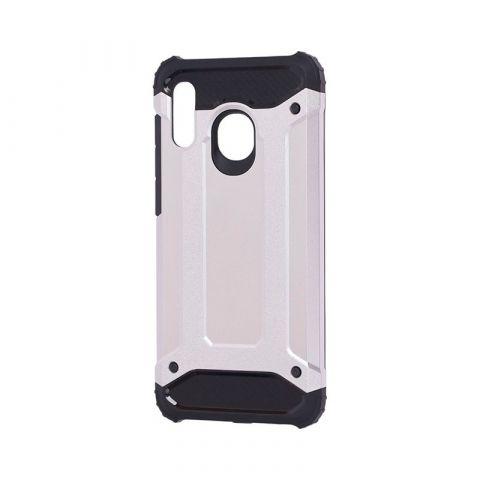 Противоударный чехол для Samsung Galaxy A30 (A305) Spigen-Silver