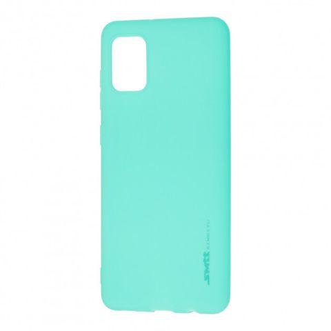 Чехол для Samsung Galaxy A31 (A315) SMTT-Turquoise