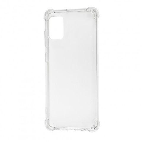 Противоударный силиконовый чехол для Samsung Galaxy A31 (A315) WXD