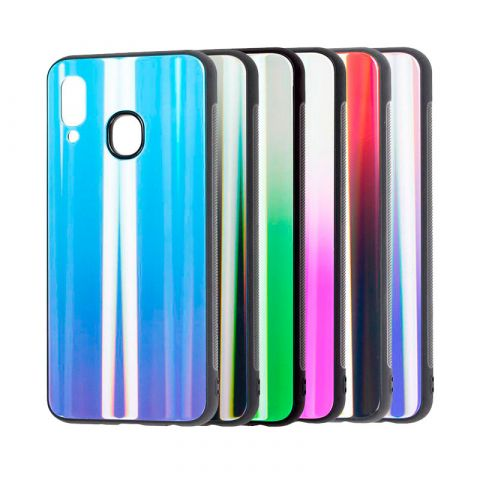 Чехол для Samsung Galaxy A40 (A405) Gradient glass