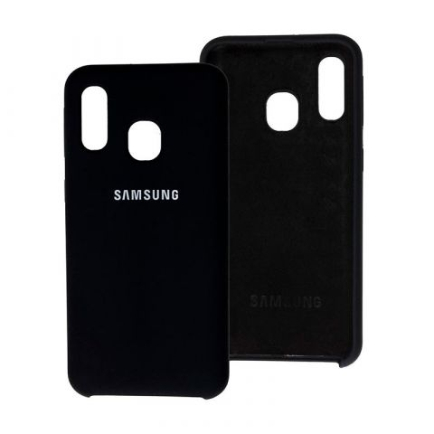 Чехол для Samsung Galaxy A40 (A405) Soft Touch Silicone Cover