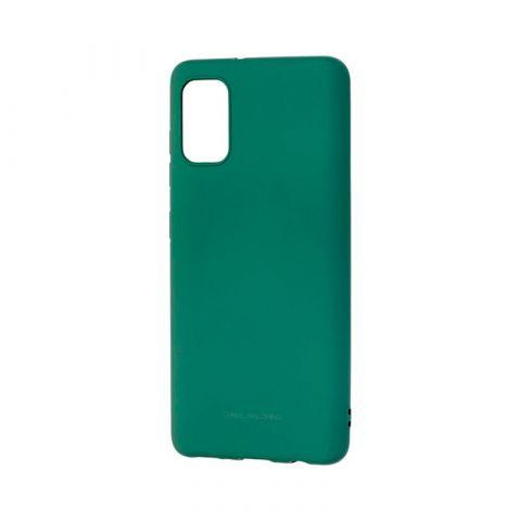 Чехол для Samsung Galaxy A41 (A415) Molan Cano Jelly-Green