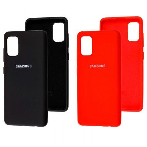 Чехол для Samsung Galaxy A41 (A415) Silicone Full