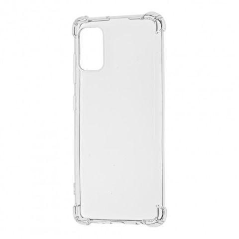 Противоударный силиконовый чехол для Samsung Galaxy A41 (A415) WXD