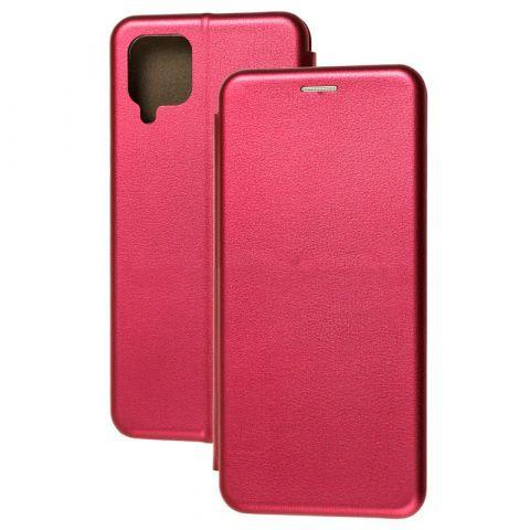 Чехол-книжка для Samsung Galaxy A42 (A426) Premium-Bordo