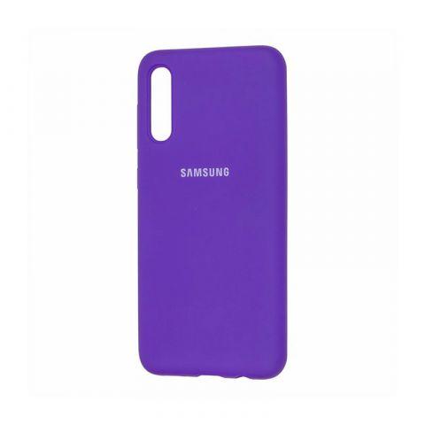 Чехол для Samsung Galaxy A50 (A505) Silicone Full-Ultra Violet