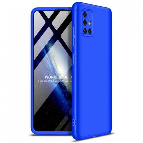 Чехол для Samsung Galaxy A51 (A515) GKK LikGus 360-Blue