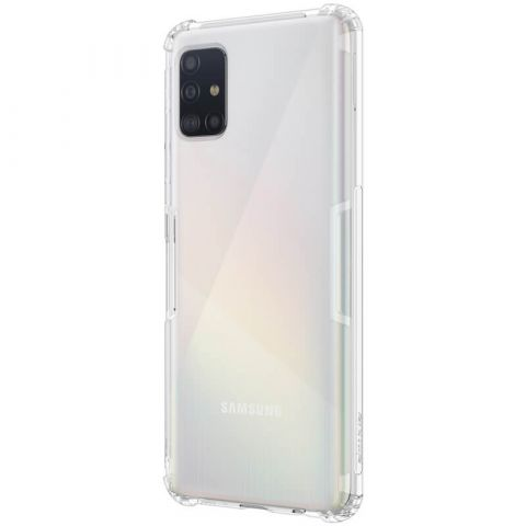 Ударопрочный пластиковый чехол для Samsung Galaxy A51 (A515)