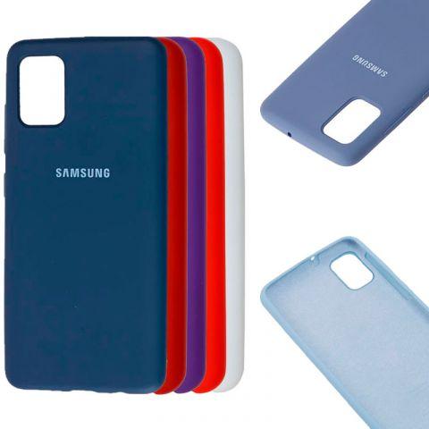 Чехол для Samsung Galaxy A51 (A515) Silicone Full