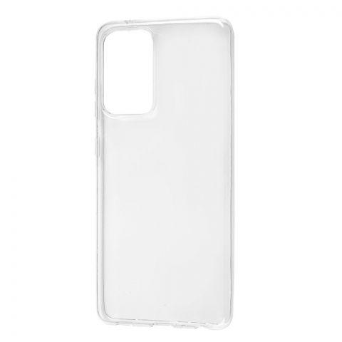 Прозрачный силиконовый чехол для Samsung Galaxy A52 (A526) Premium
