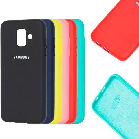 Чехол для Samsung Galaxy A6 2018 (A600) Silicone Full
