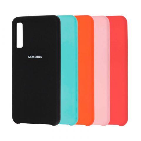 Чехол для Samsung Galaxy A7 2018 (A750) Silicone Cover