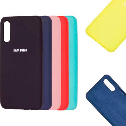 Чехол для Samsung Galaxy A70 (A705) Silicone Full